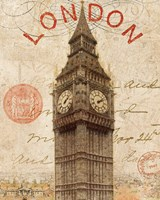 Letter from London Fine-Art Print