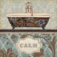 Bathroom Bliss II Fine-Art Print