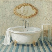 Victorian Bath II Fine-Art Print