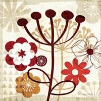 Floral Pop III Fine-Art Print