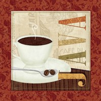 Coffee Cup I Fine-Art Print
