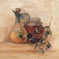 Tuscan Table IV Fine-Art Print