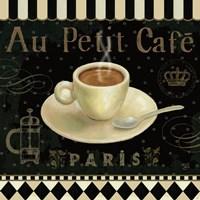 Cafe Parisien II Fine-Art Print