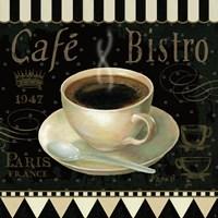 Cafe Parisien IV Fine-Art Print