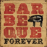 Barbeque Forever Fine-Art Print