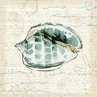 Ocean Prints I Fine-Art Print
