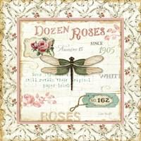 Rose Garden VI Fine-Art Print