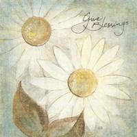Daisy Do IV - Give Blessings Fine-Art Print
