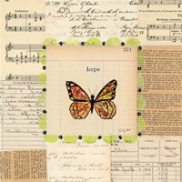 Hope Butterfly Fine-Art Print