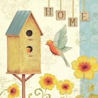 Welcome Home I Fine-Art Print