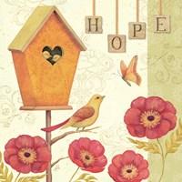 Welcome Home III Fine-Art Print
