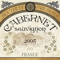 Wine Labels I Framed Print