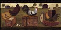Roosters Rule Fine-Art Print