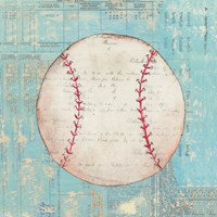 Play Ball I Fine-Art Print