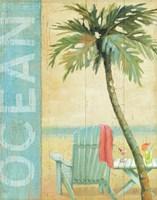 Ocean Beach II Fine-Art Print