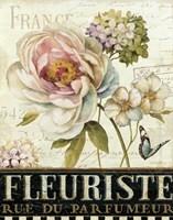 Marche de Fleurs III Fine-Art Print
