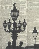 Architectural Paris III Fine-Art Print