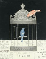 La Chirp Fine-Art Print