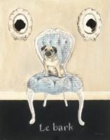 Le Bark Fine-Art Print