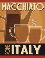 Deco Coffee II Fine-Art Print