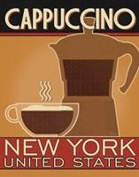 Deco Coffee IV Fine-Art Print