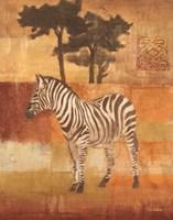 Animals on Safari II Fine-Art Print