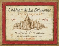 French Wine Labels I Fine-Art Print