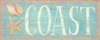 Pastel Coast Fine-Art Print