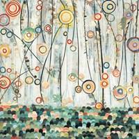Blooming Meadow Fine-Art Print