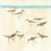 Sandpipers Fine-Art Print