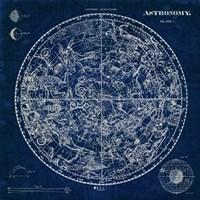 Celestial Blueprint Fine-Art Print