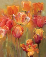 Tulips in the Midst II Fine-Art Print