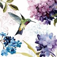 Spring Nectar Square II Fine-Art Print
