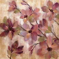Magenta Branch I Fine-Art Print
