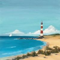 Sandy Point Fine-Art Print