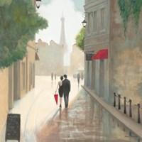 Paris Romance I Fine-Art Print