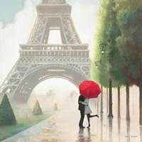 Paris Romance II Fine-Art Print