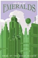 Emerald City Travel Fine-Art Print
