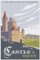 Witche's Castle Travel Fine-Art Print