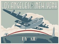 La To Ny Zazzle2 Fine-Art Print