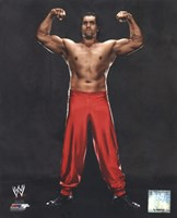 The Great Khali 2013 Posed Fine-Art Print