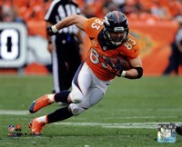 Wes Welker 2013 Action Fine-Art Print