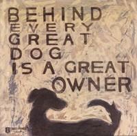 Great Dog Fine-Art Print