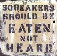 Squeakers Fine-Art Print