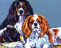 Bella & Bentley Fine-Art Print