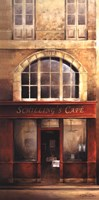 Schilling's Cafe Fine-Art Print