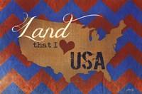 Land that I Love Fine-Art Print