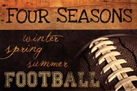 Four Seasons Football II Fine-Art Print