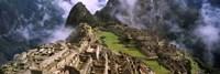 Inca Ruins, Machu Picchu, Peru Fine-Art Print