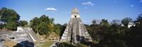 Tikal, Guatemala, Central America Fine-Art Print